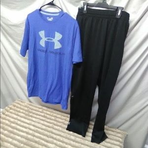 Men's Under Armour outfit